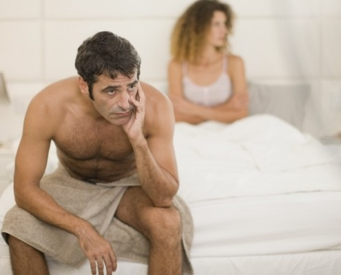 Low Testosterone in Men and Its Influence on Male Sexual Function