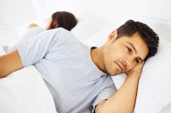 Why Men don't like to talk about Erectile Dysfunction