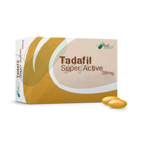 Cialis Super Active Plus - Mechanism of Action