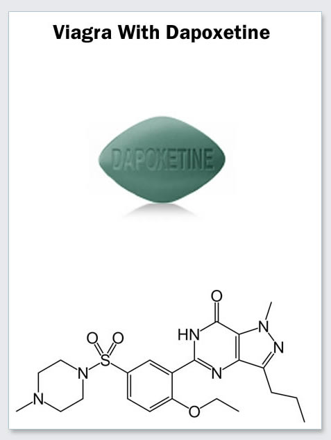Viagra with Dapoxetine