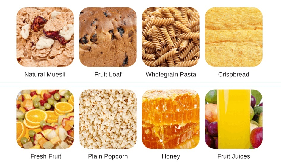 Anti-acne foods