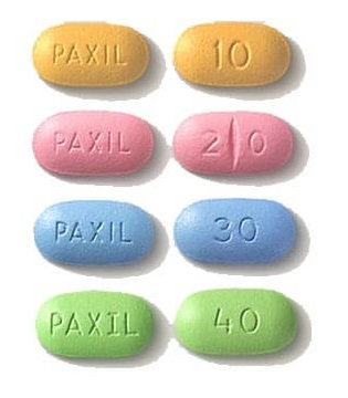 How should I take Paxil