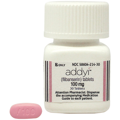 Addyi Pharmacokinetics1