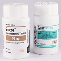 Zocor Usage Instructions
